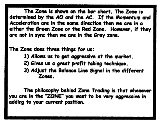 Forex zone trade indicator